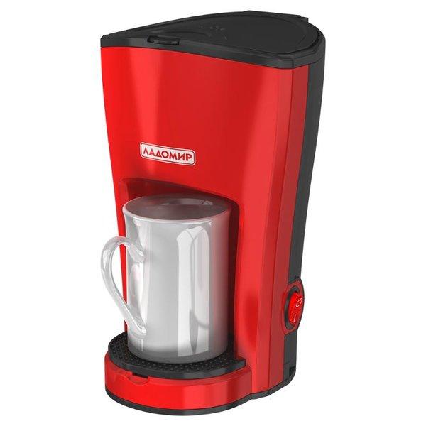 кофеварка капельная Ладомир 2