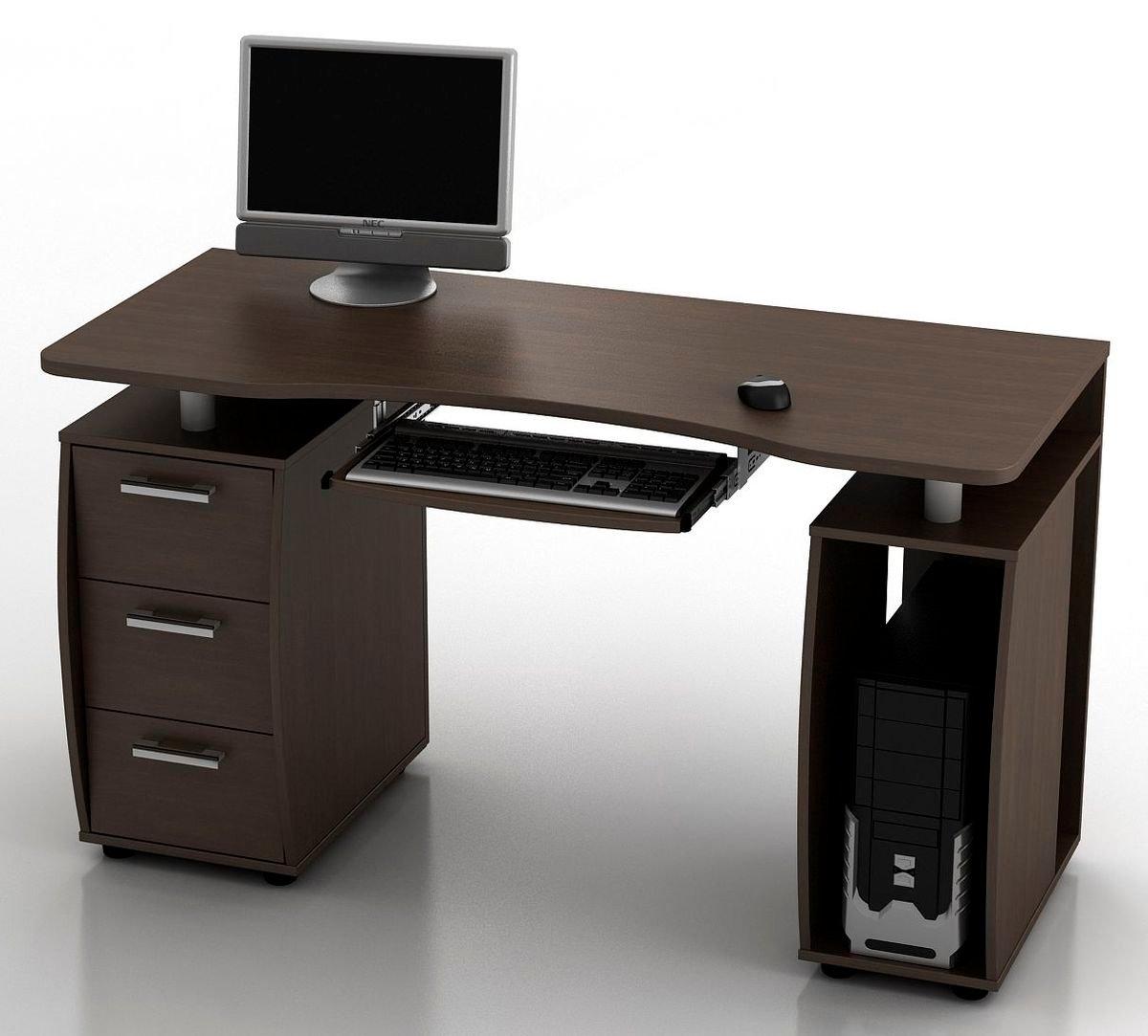 простой компьютерный стол фото постоянно