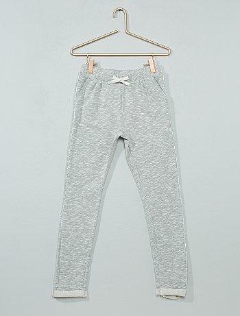 Спортивные брюки из мольтона KIABI