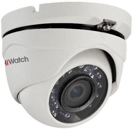 Камера видеонаблюдения Hikvision HiWatch DS-T103 (белый)