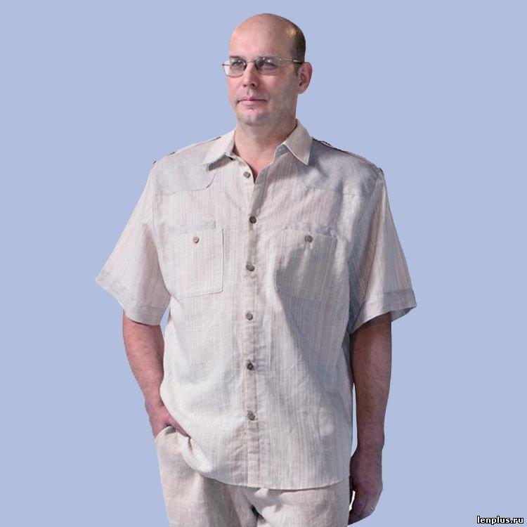 53b669d6de4 Мужские рубашки с коротким рукавом приталенные в Вологде - 5113 ...