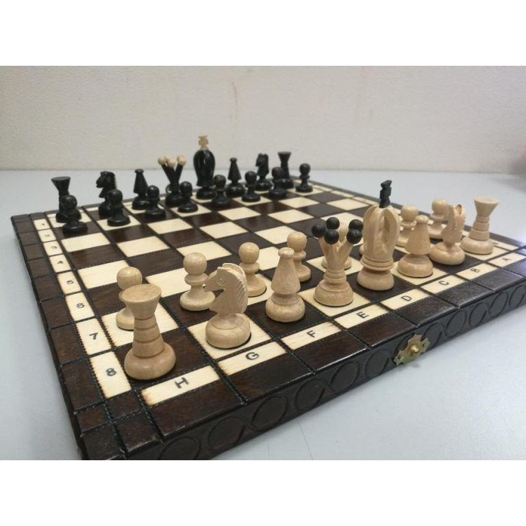 Шахматы королевские оригинальные 35 см