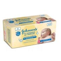Салфетки Johnson & Johnson Детские влажные салфетки От Макушки До Пяточек (56 шт)