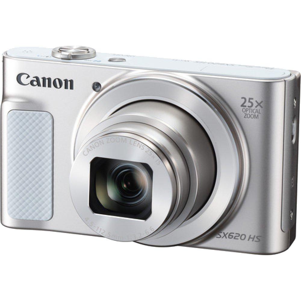 Компактный цифровой фотоаппарат Canon PowerShot SX620 HS White