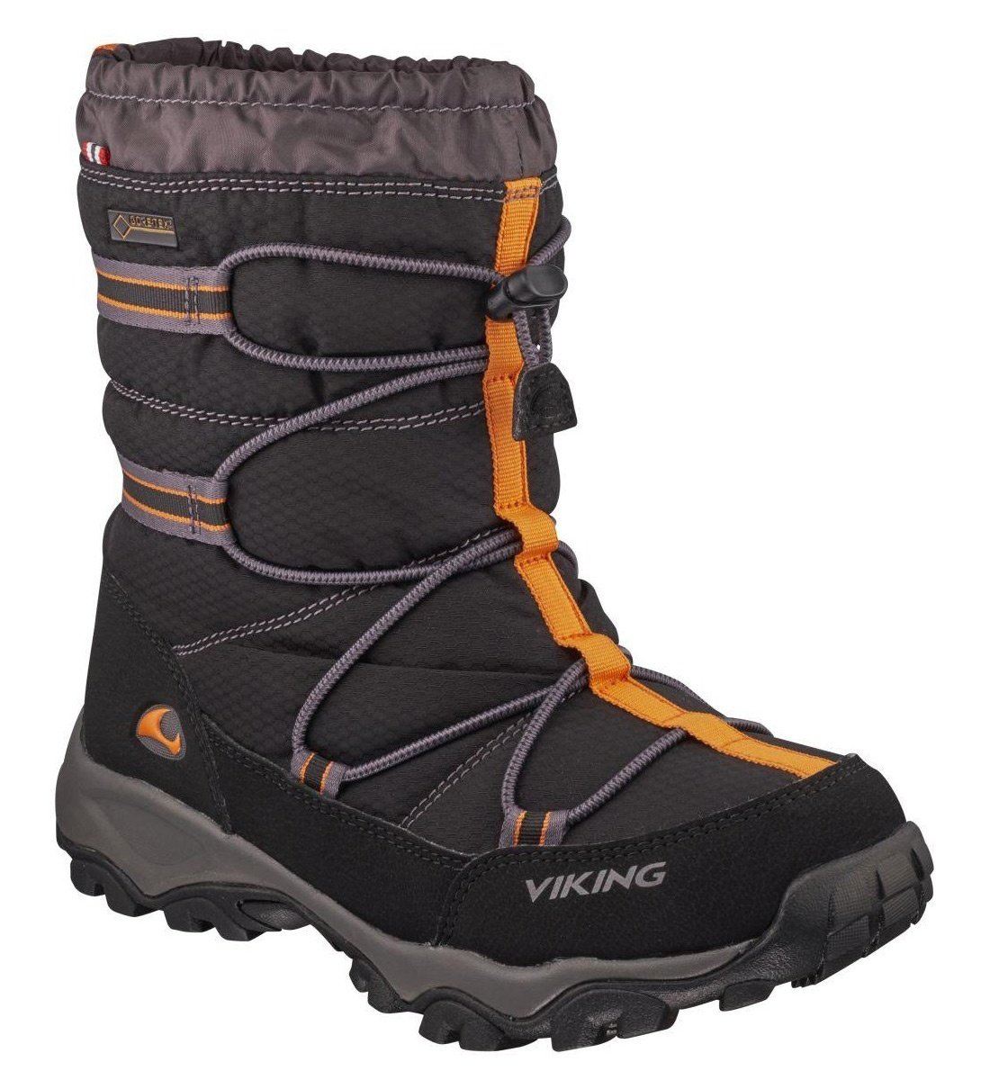 Ботинки зимние Viking TOFTE GTX 3-88120-00263 для мальчиков 46b07d3b769