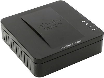 Адаптер Cisco SPA112-XU