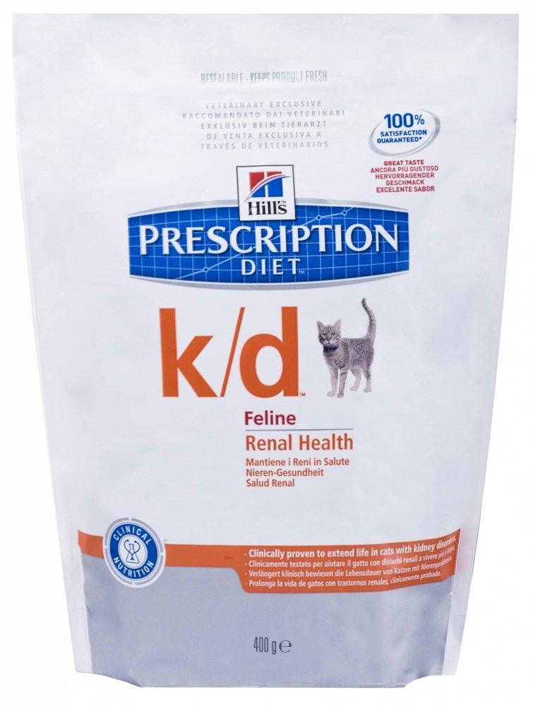 Сухой корм для кошек Hill's (Хиллс) K/D лечение почек 1,5кг 9186
