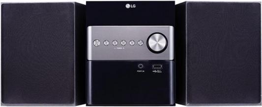 c9fa320df638 Музыкальный центр Микросистема LG CM1560 10Вт черный