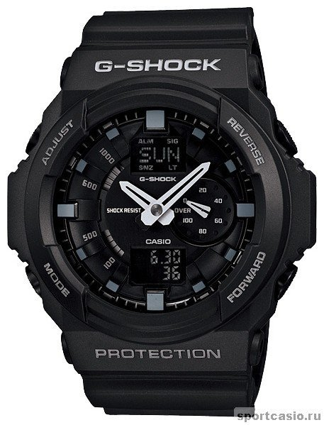 Наручные часы CASIO G-SHOCK CLASSIC GA-150-1A