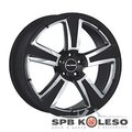 Колесный диск Radius RS015 8,5 \R20 5x112 ET35.0 D75.0 Matt Black - фото 1