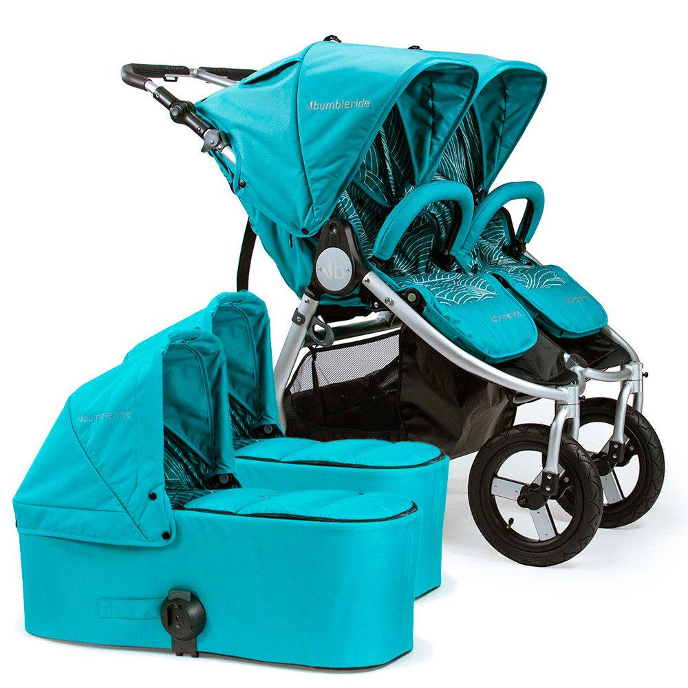 Универсальная коляска Bumbleride Indie Twin (2 в 1)