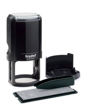 ГМ TRODAT Печать самонаборная автоматическая, d=42мм, 1.5 круга 4642/R1,5