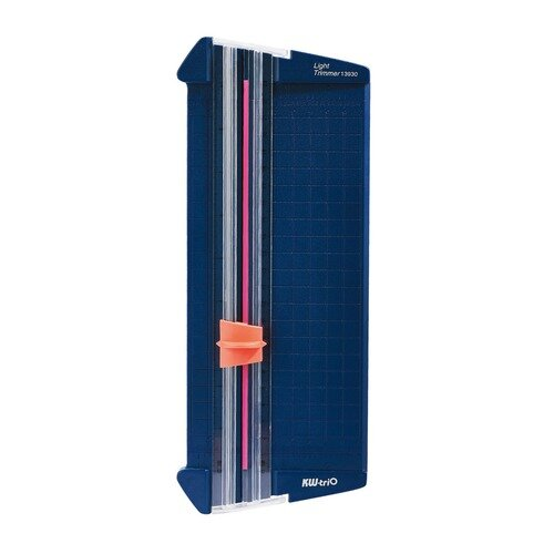 Резак дисковый KW-TRIO 13930 D/BLU