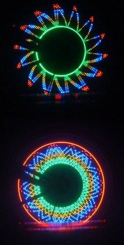 Подсветка колес 32 led