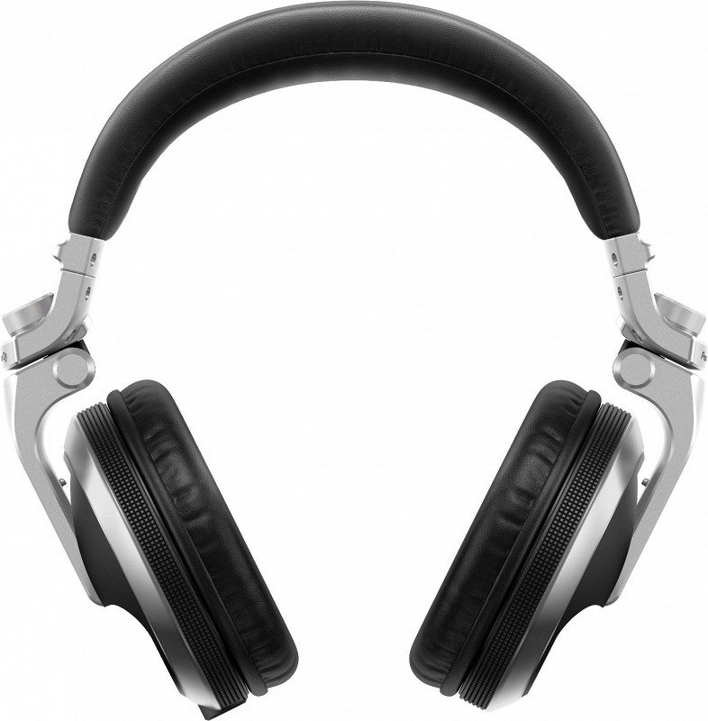 PIONEER HDJ-X5-S наушники для DJ, цвет серебристый