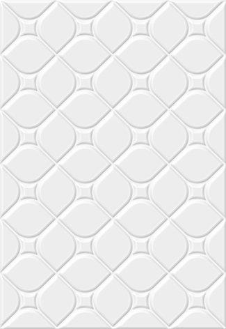 Керамическая плитка Майорка 1 Плитка настенная серый 27,5х40