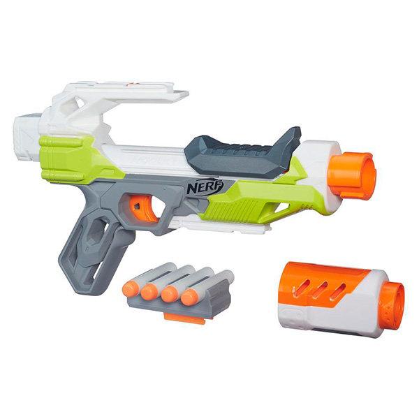 Игрушечное оружие Hasbro Nerf B4618 Нерф Модулус АйонФайр (бластер)