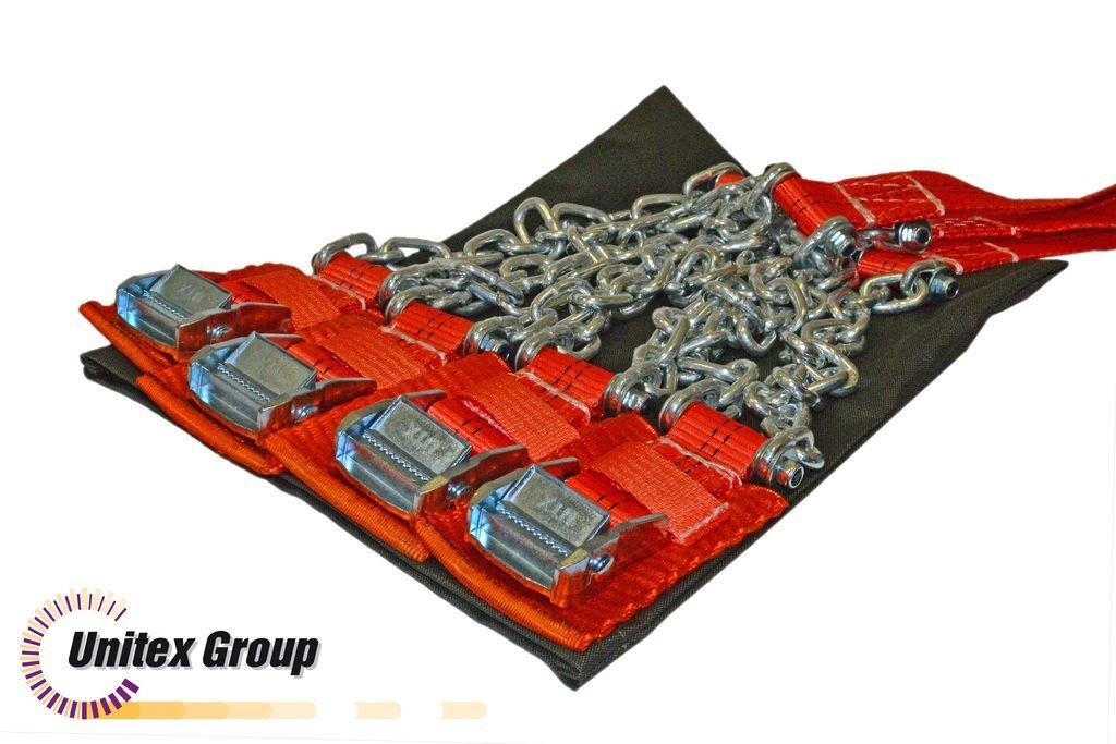 Комплект браслетов противоскольжения TPlus R15-R21 4 шт