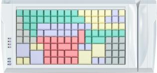Программируемая POS-клавиатура POSUA LPOS –128-M12