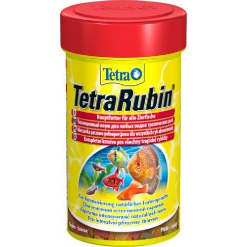 Корм для рыб для окраски Tetra Rubin 250мл