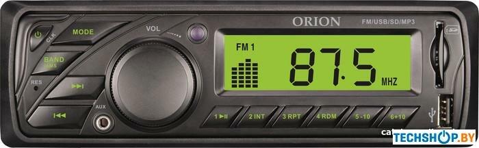 USB-магнитола Orion DHO-1601U