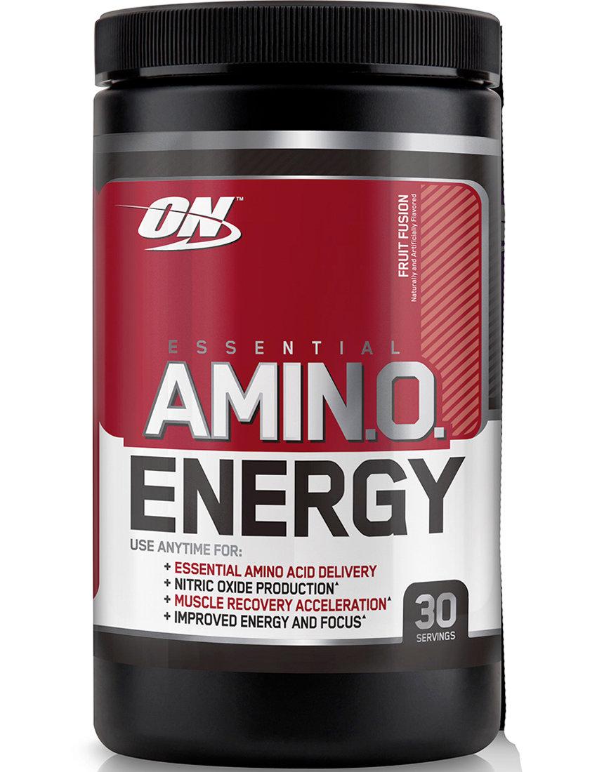 Аминокислоты Optimum Nutrition Amino Energy виноград 270 гр.