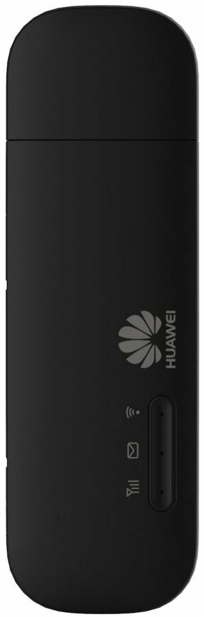 Модем Huawei 4G E8372 USB Да +Router внешний черный