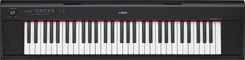 YAMAHA NP-12 портативный клавишный инструмент 61клавиша