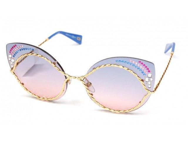 Солнцезащитные очки MARC JACOBS MARC 161/S/STR BR0 [JAC-200510BR061I4]