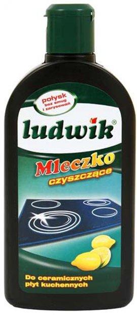 Ludwik Чистящее молочко для керамических кухонных плит 300 мл /6