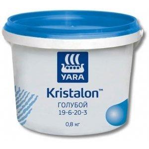 Удобрение Кристалон голубой (0,8 кг)