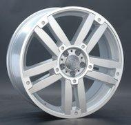 Диски Replica MB81 8,0x18 5x112 D66.6 ET30 цвет SF (серебро,полировка) - фото 1