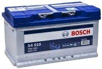 Аккумулятор автомобильный Bosch Silver S4010 80 А/ч 740 A обр. пол. низкий Евро авто (315x175x175)