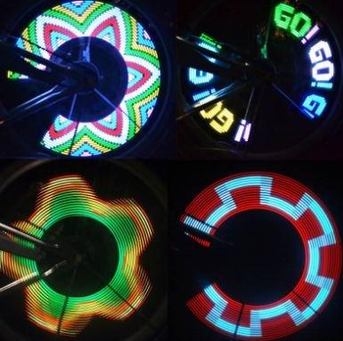 Подсветка колес 32 LED RGB