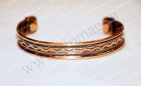 Медный магнитный браслет ММБ23 | BIOMAG - биомаг