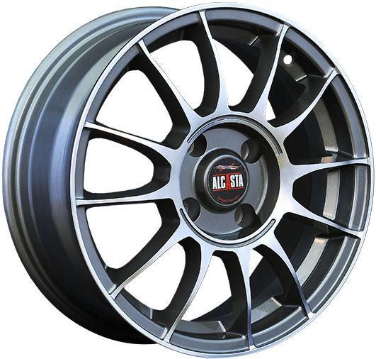 Колесные диски Alcasta M01 GMF 6x15 4x100 ET50 d60,1