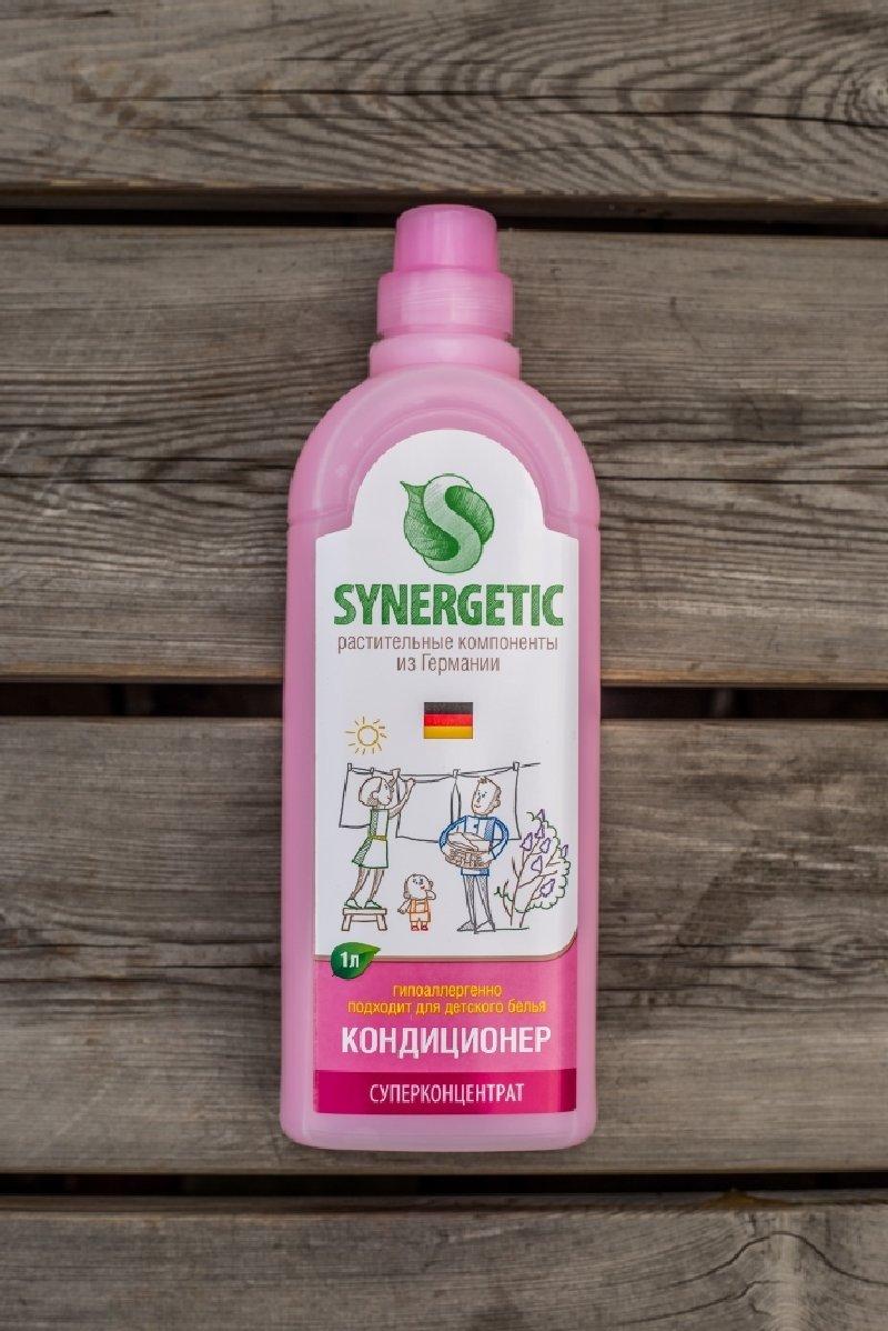 Кондиционер для белья Synergetic 1л