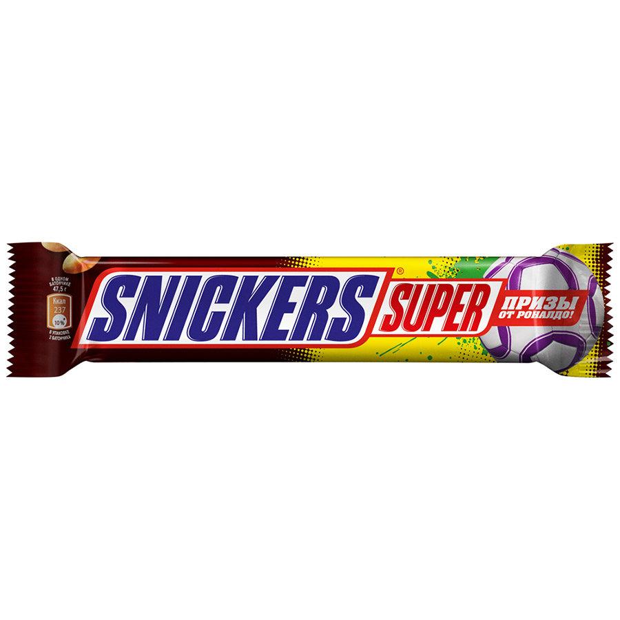 Батончик шоколадный snickers super в Москве - 65 товаров  Выгодные цены. a8f32b2e9db