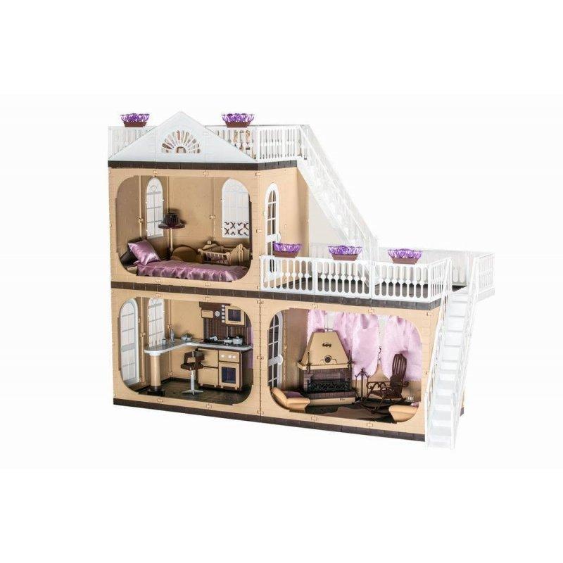 Дом-коттедж для куклы