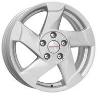 Диск колесный 6.5x16 5/114.3 ET50 66.1 КиК КС632 (Duster) сильвер - фото 1