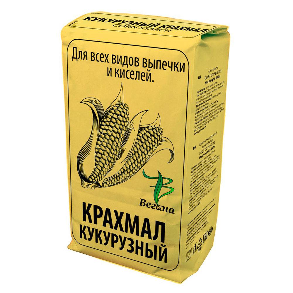 """Крахмал """"Кукурузный"""" - Вегана"""