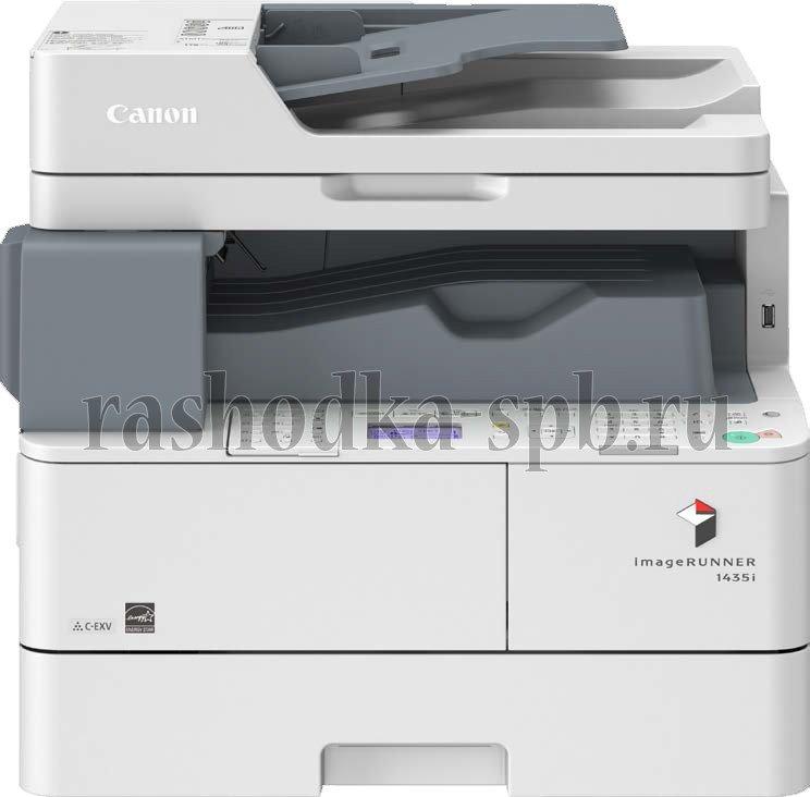 Цифровой копировальный аппарат Canon imageRUNNER 1435I MFP (А4, DADF , без тонера) (9506B004)