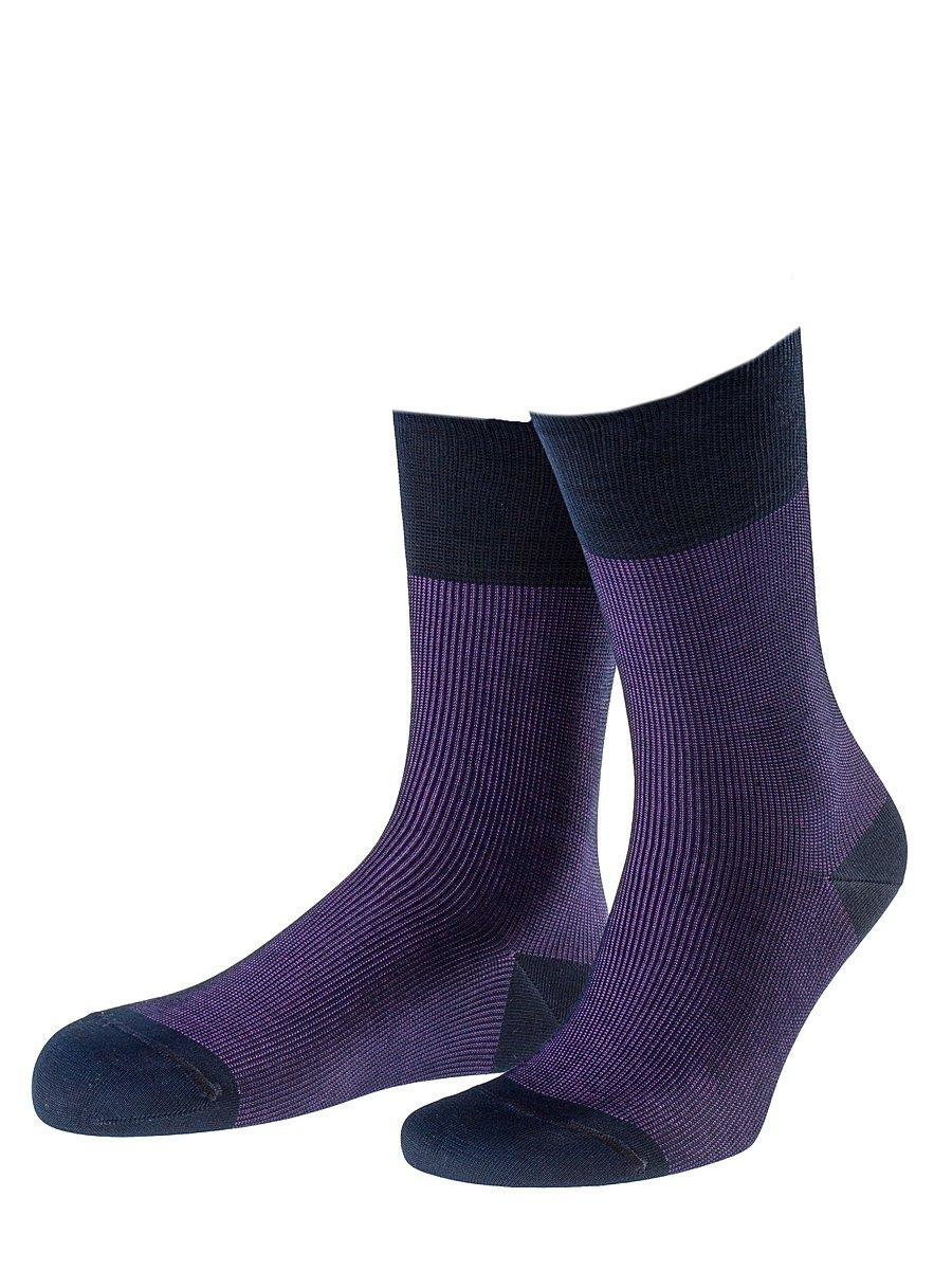 Носки ASKOMI АМ-7702/фиолетовый