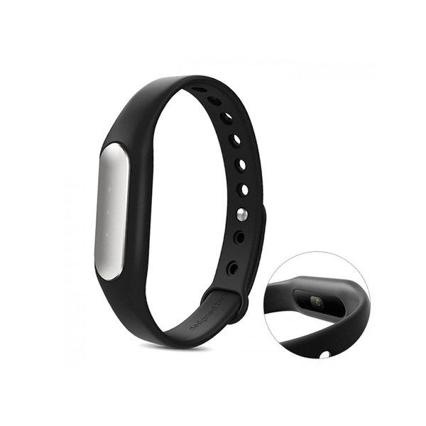 Фитнес-браслет Xiaomi Mi Band 1S Pulse с черным ремешком