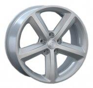 Диски Replica A55 7,5x17 5x112 D66.6 ET45 цвет S (серебро) - фото 1