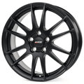 Колесные литые диски Alutec MONSTR Black 8.5x18 5x120 ET30 D72.6 Racing Black (MN85830W34-5) - фото 1