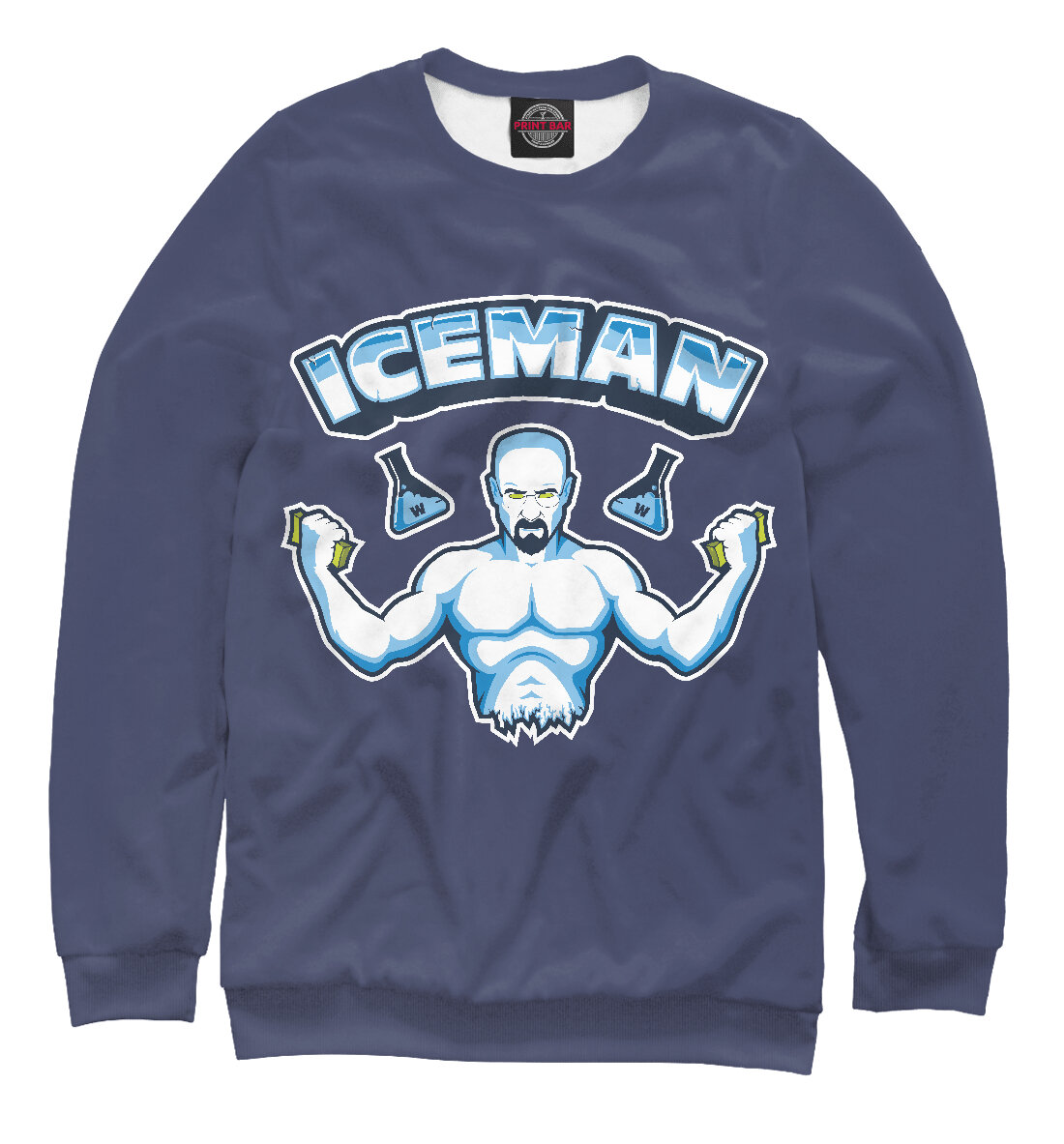 Свитшот Iceman