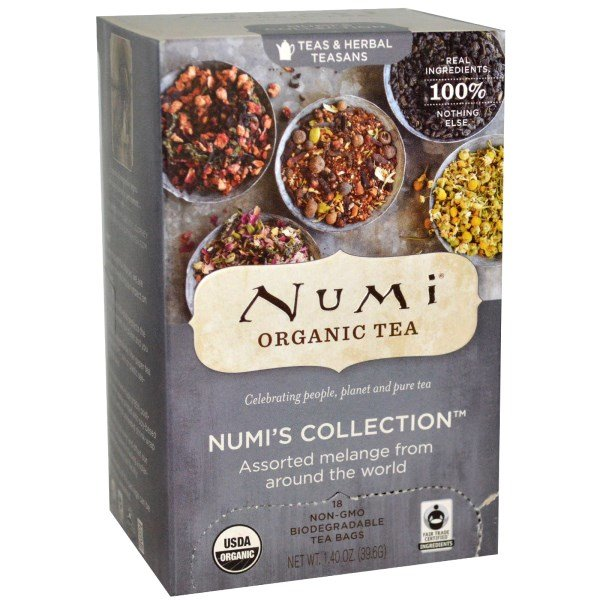Чай травяной Numi Tea
