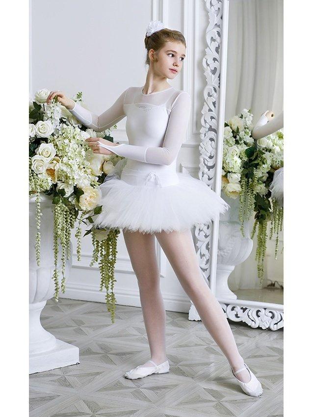 Пачка балетная ALIERA ЮП1.01/Белый