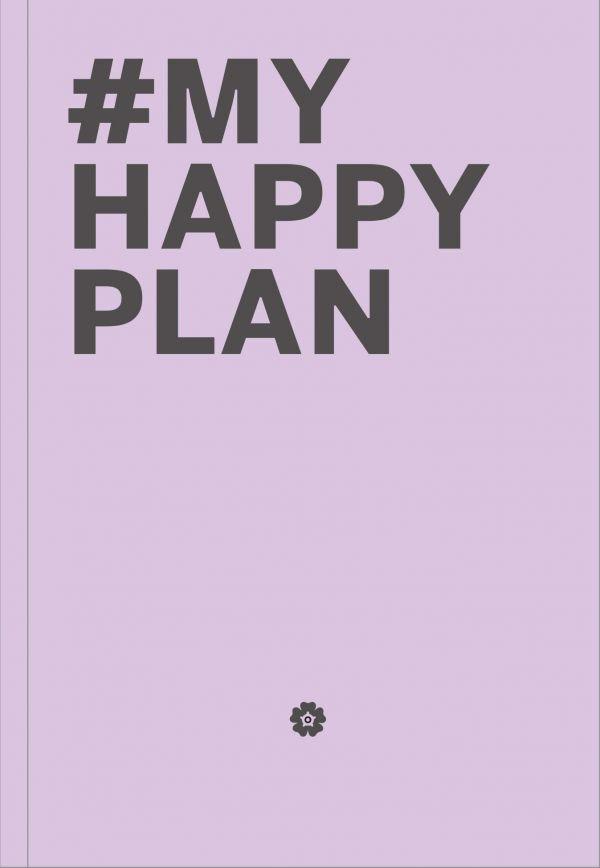 Ежедневник. My Happy Plan (лавандовый)